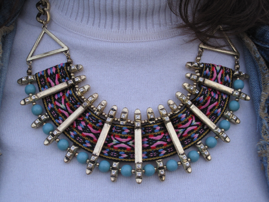 costes necklace